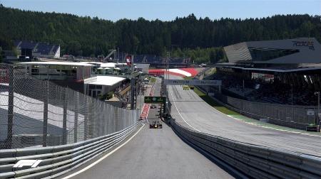 2019年F1第9戦オーストリアGP、FP1結果
