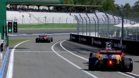 2019年F1第11戦ドイツGP、FP1結果