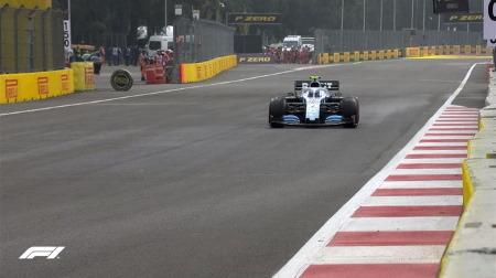 2019年F1第18戦メキシコGP、FP1結果