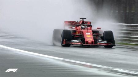 2019年F1第20戦ブラジルGP、FP1結果
