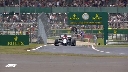 2019年F1第10戦イギリスGP、FP2結果