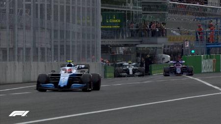 2019年F1第14戦イタリアGP、FP2結果