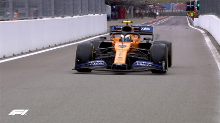 2019年F1第16戦ロシアGP、FP2結果