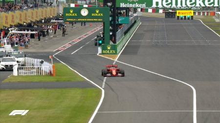 2019年F1第17戦日本GP、FP2結果