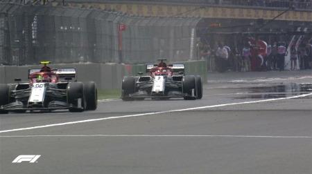 2019年F1第18戦メキシコGP、FP2結果
