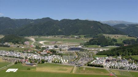 2019年F1第9戦オーストリアGP、FP3結果