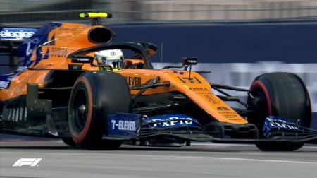 2019年F1第15戦シンガポールGP、FP3結果