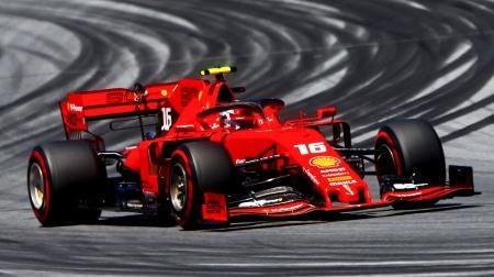 2019年F1第9戦 オーストリアGP、PPはハミルトン