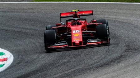2019年F1第14戦 イタリアGP、PPはハミルトン