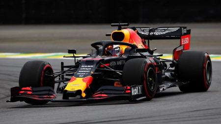 2019年F1第20戦 ブラジルGP、PPはフェルスタッペン