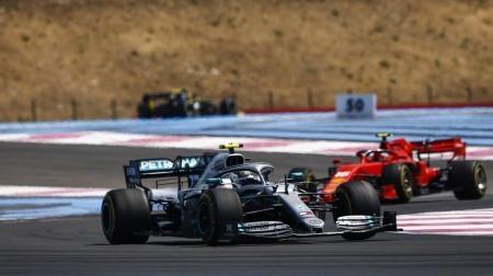 ボッタス、タイトル争いで不利に@F1フランスGP