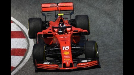 フェラーリ、効率を犠牲にダウンフォースを求める