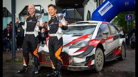 勝田貴元、2019WRCトップカテゴリーに参戦