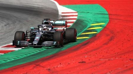 ラッセルとハミルトンに3グリッド降格ペナルティ@F1オーストリアGP