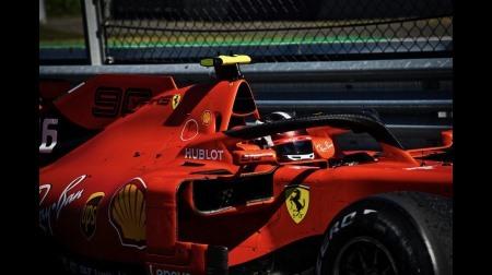 ルクレール「おめでとうフェルスタッペン」@F1オーストリアGP