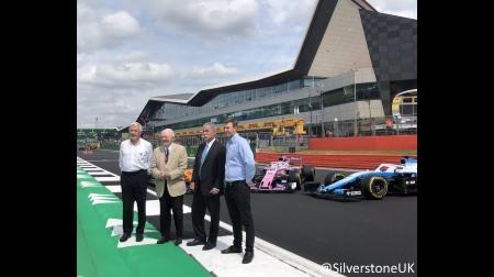 シルバーストン、2024年までF1イギリスGPを開催