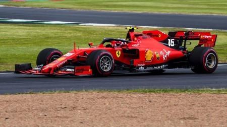 フェラーリはレースペースで苦戦か?@F1イギリスGP初日
