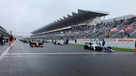 2019スーパーフォーミュラ第4戦「富士」決勝