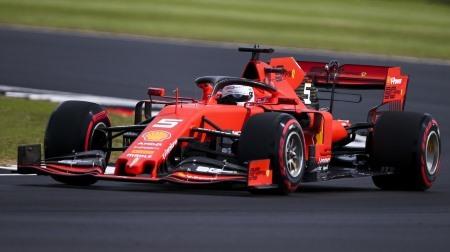 フェラーリ、フロントのグリップに苦戦@F1イギリスGP