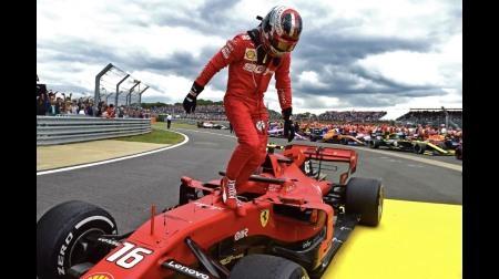 2019F1イギリスGPドライバー・オブ・ザ・デイ