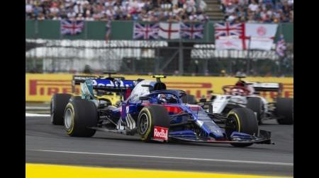 アルボン、タイヤを換えたくても換えられず@F1イギリスGP
