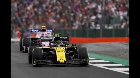 ヒュルケンベルグが怒りを露に@F1イギリスGP