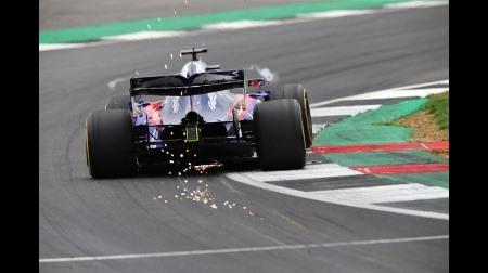 クビアト、久々に粘り強いレース@F1イギリスGP