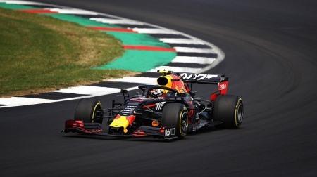 ガスリー、チーム代表から褒められる@F1イギリスGP