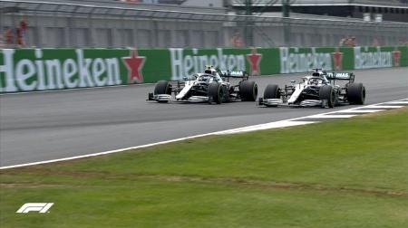 メルセデス、2人のドライバーに戦略的自由を与える?