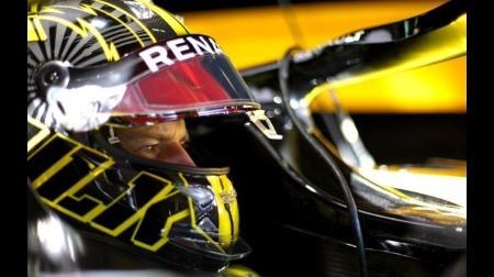 ヒュルケンベルグ、ルノーF1のシート喪失か?