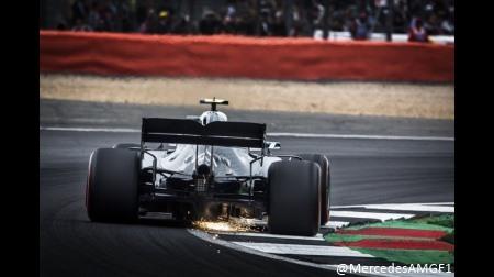 メルセデスが大幅アップデート@F1ドイツGP