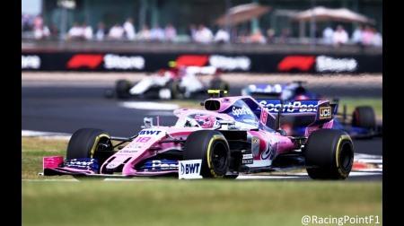 レーシングポイントBスペック投入F1ドイツGP