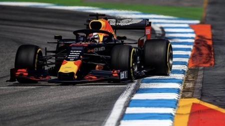 ホンダ、PUモード変更で小さな問題@F1ドイツGP予選