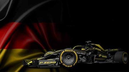 ピレリの決勝戦略予想@F1ドイツGP
