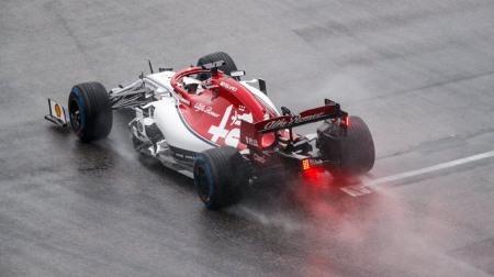 アルファロメオ、30秒加算のペナルティ@F1ドイツGP