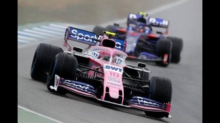 ストロールが荒れた展開であわや表彰台の4位@F1ドイツGP