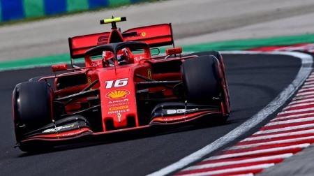 F1ハンガリーGP予選にみる各マシンのキャラクター