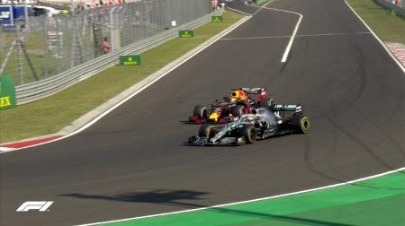 アロンソ、F1ハンガリーGPを観戦