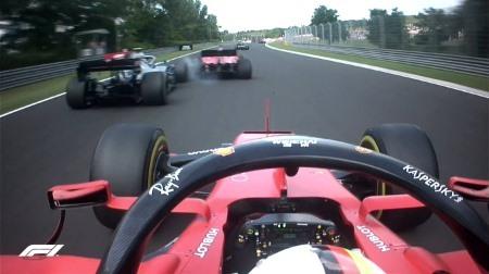 ボッタス、ルクレールの動きに不満@F1ハンガリーGP