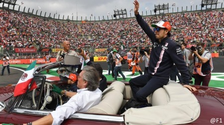 F1メキシコGP、契約を3年延長