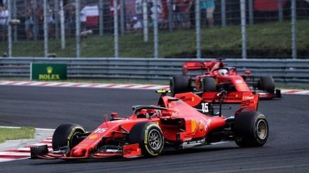 フェラーリ、前半戦未勝利の異常事態