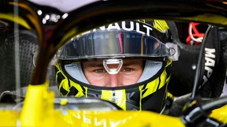ヒュルケンベルグ、F1残留に自信