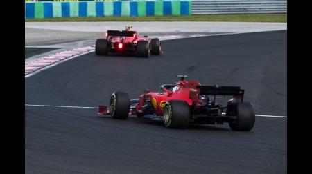 フェラーリ、いくらエンジン(PU)にパワーがあっても勝つのは無理
