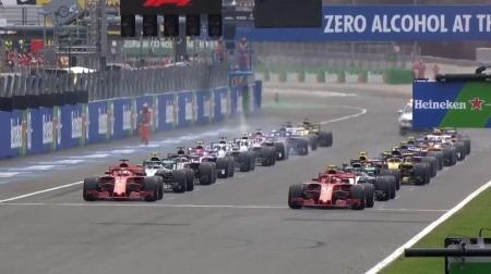 2019F1イタリアGPのタイヤチョイス