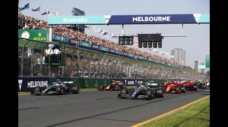 2020年F1暫定カレンダー