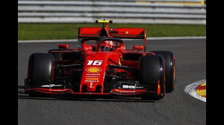 フェラーリ好発進@F1ベルギーGP・スパ