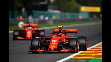 フェラーリ、今シーズン初優勝なるか?@F1ベルギーGP・スパ