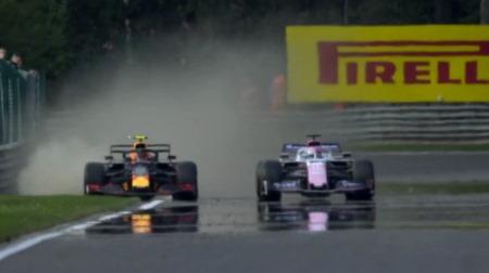アルボン押し出しの件でペレスはお咎めなし@F1ベルギーGP・スパ
