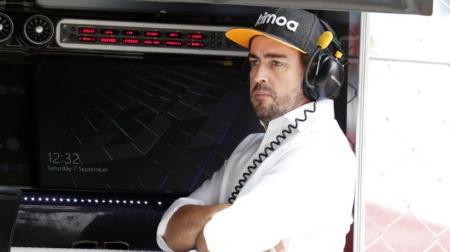 アロンソ、2021年F1復帰はあるのか?