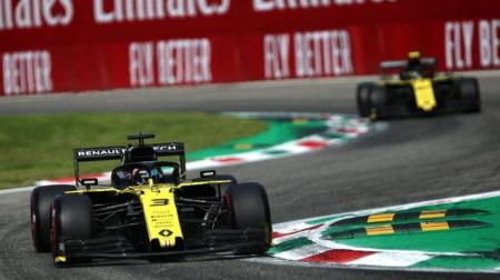 ルノー、パワーサーキットのモンツァで好成績@F1イタリアGP